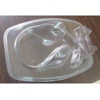 China Anti Broken Customized Clear Blister Packaging / Plastic Blister Tray Non - Toxic on sale