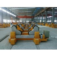 100ton Conventional Pipe Welding Rotator , Pipe Rotators for Welding Manufactures