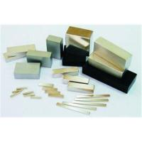 China Custom Strongest Industrial Sintered NdFeB Magnets with Block on sale