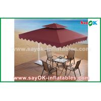 China 2.5 * 2.5M Advertising Sun Umbrella Beach Garden Patio Umbrella on sale