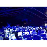 Luxury Waterproof Festival Tent , Beautiful Party Tent With Lighting Manufactures