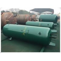 China 50 - 100 Gallon Vertical Air Compressor Tank Replacement For Chlorine / Propane Storage on sale
