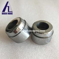 China Customized tungsten carbide precision parts with different shape on sale