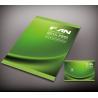 Buy cheap Green card printing, printing big size card, season card printing, holiday card from wholesalers