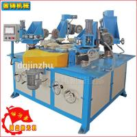Fully Automatic Polishing Machine For Stainless Steel Bowl Long Service Time Manufactures