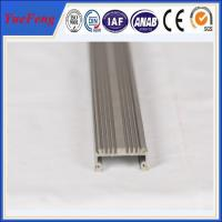 aluminum extruded led heat sink design, heat sink for led Manufactures