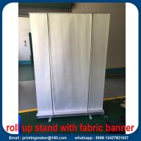 Aluminum Advertising Roll Up Banner Printing Manufactures