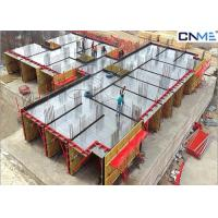 Recycled Construction Material Tunnel Formwork System Steel Plate Face Panel Manufactures