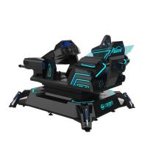 Home Virtual Reality Car Simulator , Motion Video Game Racing Simulator