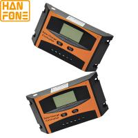 High Efficiency Manual Pwm Instructions 20A Solar Charge Controller For Home Solar System