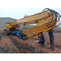Buy cheap Customized Mechanical Boom Convenient Operation Stable Performance from wholesalers