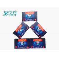 Pocket Laundry Soap Sheets 20 Ml / Fabric Travel Detergent Sheets Laundry With Stain Remove Essence Manufactures