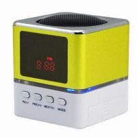 Mini Multimedia Computer Speaker, New Design, Portable, with USB/SD Card Function Manufactures