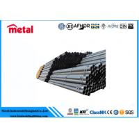 ASTM A 192 Seamless Steel Pipe 12 Inch Size Sch10 Thickness For Oil / Gas Manufactures