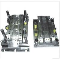 Custom Press Metal Stamping Mould , Metal Punching Mold Vacuum Heat Treated Manufactures