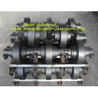 SANY SCC500 Track/Bottom Roller for crawler crane undercarriage parts Manufactures