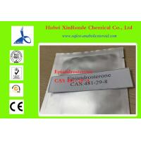 White Weight Loss Steroids Lose Fat Gain Muscle CAS 481-29-8 Epiandrosterone Manufactures