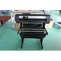 China 24 Professional Vinyl Cutter / Industrial Plotter Cutter Black Color on sale