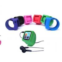 Colorful MP3 MP4 Watch Music Player (QT-666) Manufactures