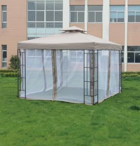 3m*3m Garden Patio Metal Gazebo Manufactures