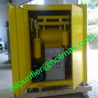 Buy cheap Mobile Single-stage Vacuum Transformer Oil Purifier,Portable Insulation Oil Filtration Plant,recover dielectric strength from wholesalers