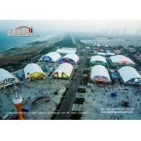 China Heat Transfer Printing Outdoor Event Tents For Large Outdoor Beer Festival on sale
