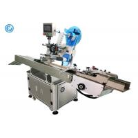 China Automatic Adhesive Labeling Machine , Label Applicator Machine For Bags  on sale