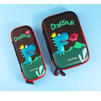 Cute Large Pencil Case , Customized Logo Canvas Pencil Pouch With Zipper Manufactures