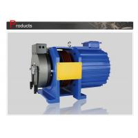 China Gearless  Elevator Traction Machine Equipped  With Plate Brake for Passenger Elevator on sale