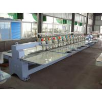 Professional Zig - Zag / Coiling  Mixed Embroidery Machine For Children'S Wear Manufactures