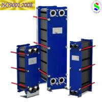 China new brand relate to Sondex S8 plate type heat exchanger with steam to water on sale