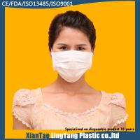 Medical Product Disposable Nonwoven 3ply Face Mask Ear Loop,different color Manufactures