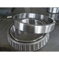 Steel Industry Single Row Tapered Roller Bearings With Brass / Bronze Cage Manufactures