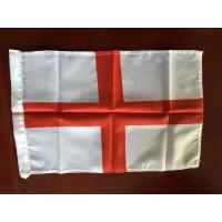 China world cup car flags custom national england flags factory direct sale on sale