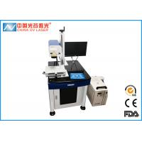 7W UV Laser Marking Machine for Metal and Nonmetal Material Engraving Manufactures