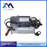 Audi Car Parts Air Suspension Compressor For Audi A6 C6 Air Ride System Manufactures