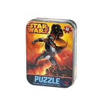 China Star Wars Mini Travel Puzzle Tin on sale