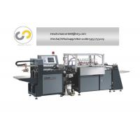 Automatic hardcover case maker machine for calendar book cover making machine Manufactures