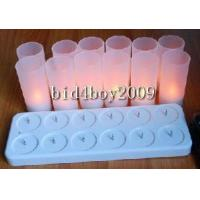 Rechargeable Tea Light Candles Manufactures
