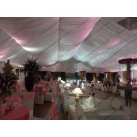 Flame Retardant Outdoor Party Canopy Wedding Tent with Protective Hard Pressed Extruded Aluminum Manufactures