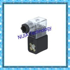 4V210 DIN43650B 5/2 Way Solenoid Valve Coil for Pneumatic Valves Manufactures