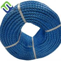 China 8mmx200m PP Split Film Floating Rope With Light Weight on sale