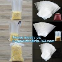Environmental Protection Plastic PVA Dog Type Water Soluble bags, Natural Water Soluble Laundry bag, Water soluble laund Manufactures