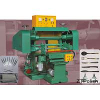 High Speed Flat Surface Automatic Metal Polishing Machine Color Optional Manufactures