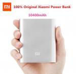 100% Original Xiaomi PowerBank 10400mAh Xiaomi 10400mah External Battery For Iphone phones Manufactures
