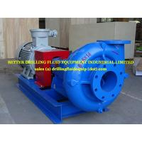 China BETTER Centrifugal Pump skid packages 10 x8x14 driven by ex-proof motor CNEx 90kw 1450prm on sale