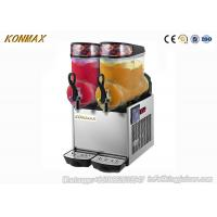 Beverage Double Bowl Fruit Juice Dispenser With Different Flavors 18 Liter Manufactures