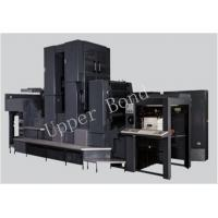 7000 Pic / Hour Cold Stamping Machine Post Press Machines Low Failure Rate Manufactures