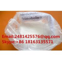 Safe Anabolic Trenbolone Powder Methenolone Acetate CAS 434-05-9 For Muscle Growth Manufactures