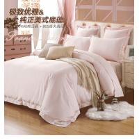 Modern Style All Cotton Bedspreads , Softest 100 Cotton Full Size Bed Sheets Manufactures